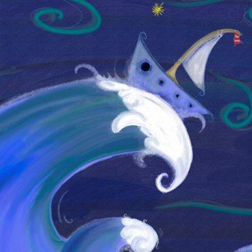 illustration friday voyage